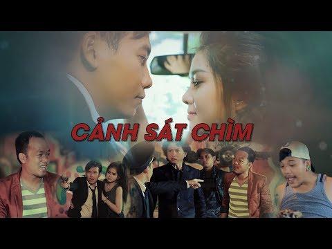 Phim Hài 2018 Cảnh Sát Chìm - Phạm Trưởng, Long Đẹp Trai, Hứa Minh Đạt, A Tô