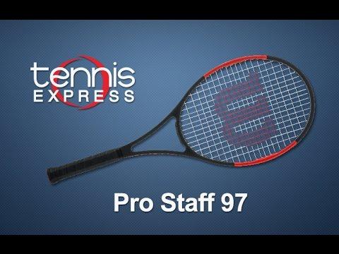 a8bf2bb5b Wilson Pro Staff 97 Tennis Racquet review