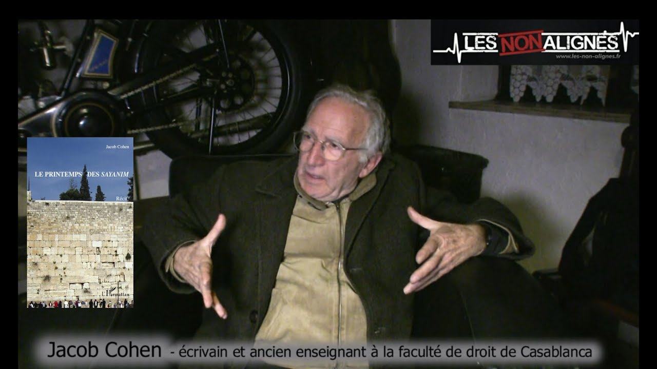 Judaïsme et sionisme : Jacob Cohen au cœur de la question.