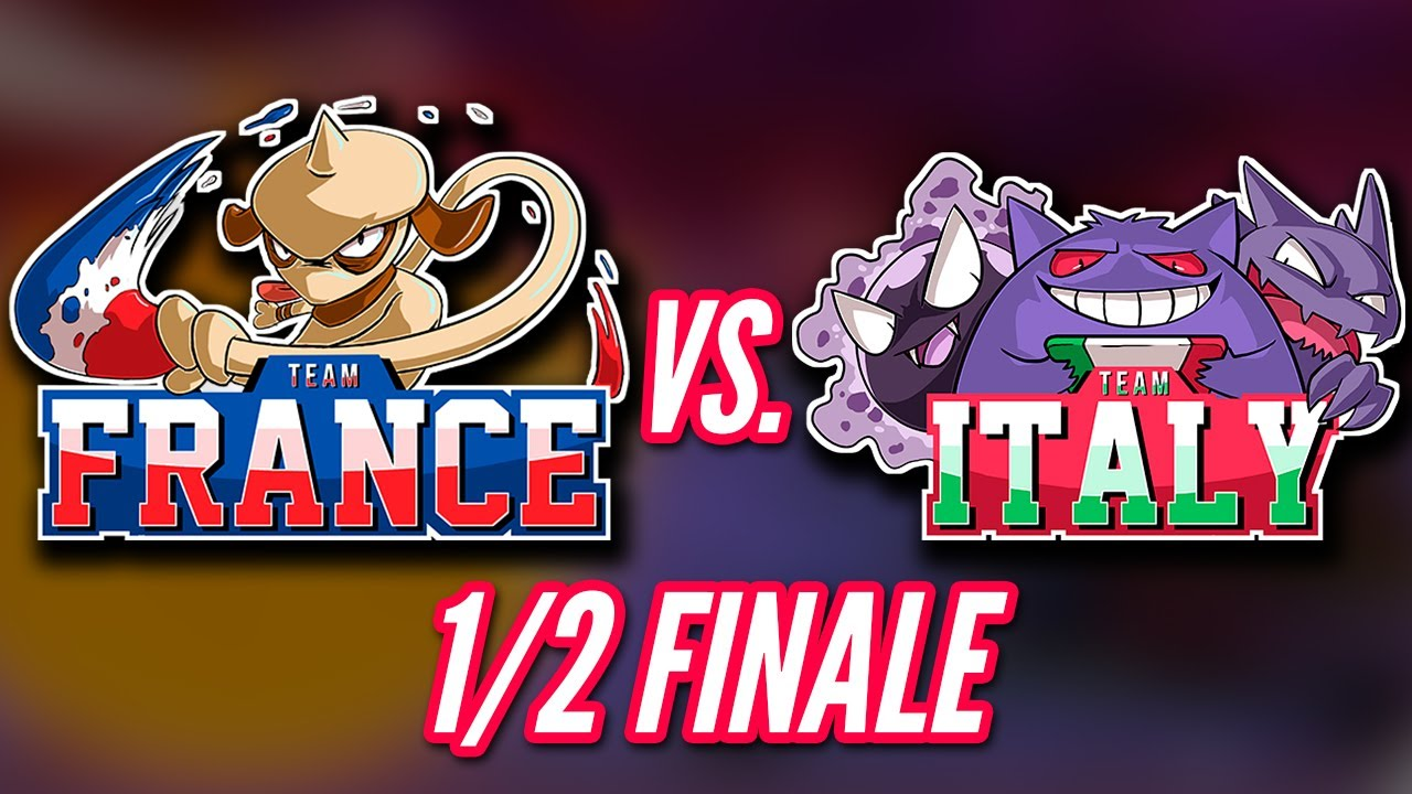 HARI vs. RAIDER - FRANCE-ITALIE 1/2 FINALE COUPE D'EUROPE VICTORY ROAD 2020