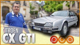 🚗 CITROEN CX GTI : La beauté ... sauvage ?