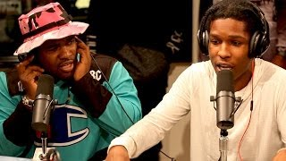 A$AP MOB FREESTYLES ON FLEX ONCE AGAIN!!!