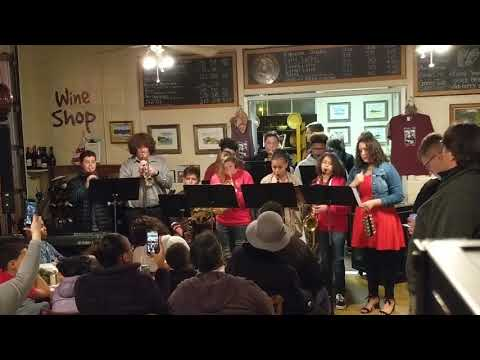 Montross Middle School Christmas show @The Art of Coffee(3)
