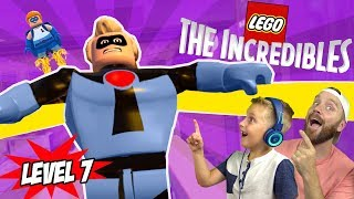 LEGO the Incredibles Gameplay Part 7! The Golden Years!