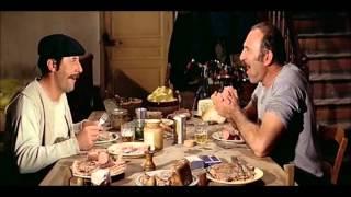 "Calmos (1976) - la scène où ""ça glisse"""