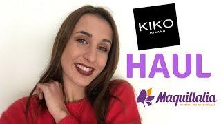 HAUL - KIKO & MAQUILLALIA | Joana Oliveira