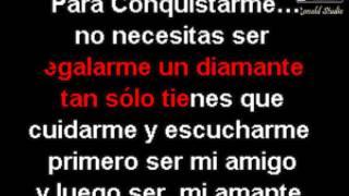 Maria José Quintanilla Para Conquistarme Karaoke Exclusivo