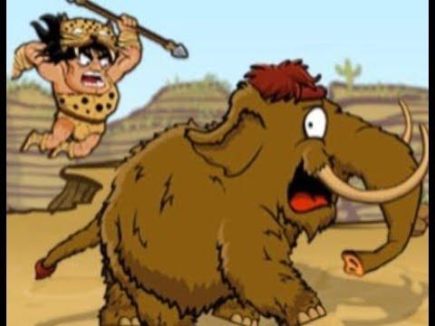 Caveman Hunt Full Gameplay Walkthrough