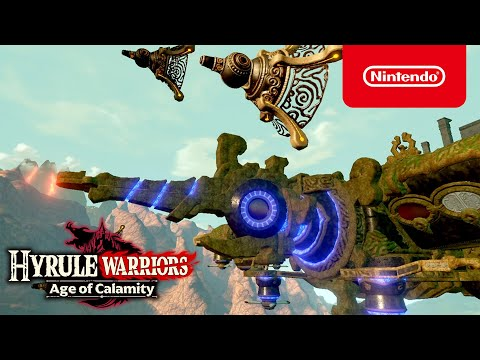 Nintendo Has Released A Demo For Hyrule Warriors Age Of Calamity Vgc