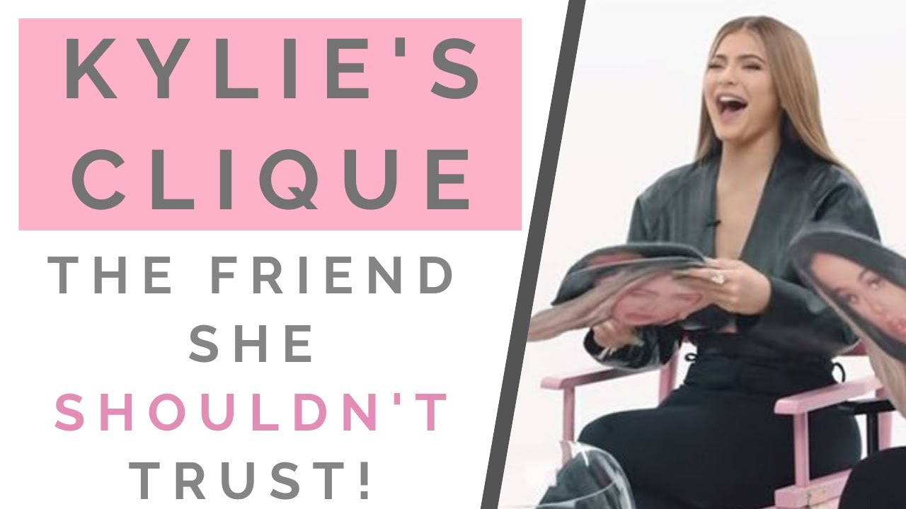 THE TRUTH ABOUT KYLIE JENNER'S FRIENDS: How To Deal When You're The Odd Man Out | Shallon
