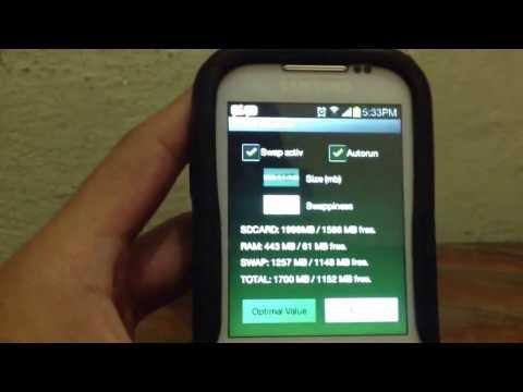 Como Mejorar El Rendimiento Del Samsung Galaxy Ch@t - PARA ANDROID EN HD