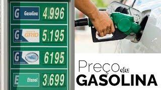 Por que a gasolina é tão cara no BRASIL?