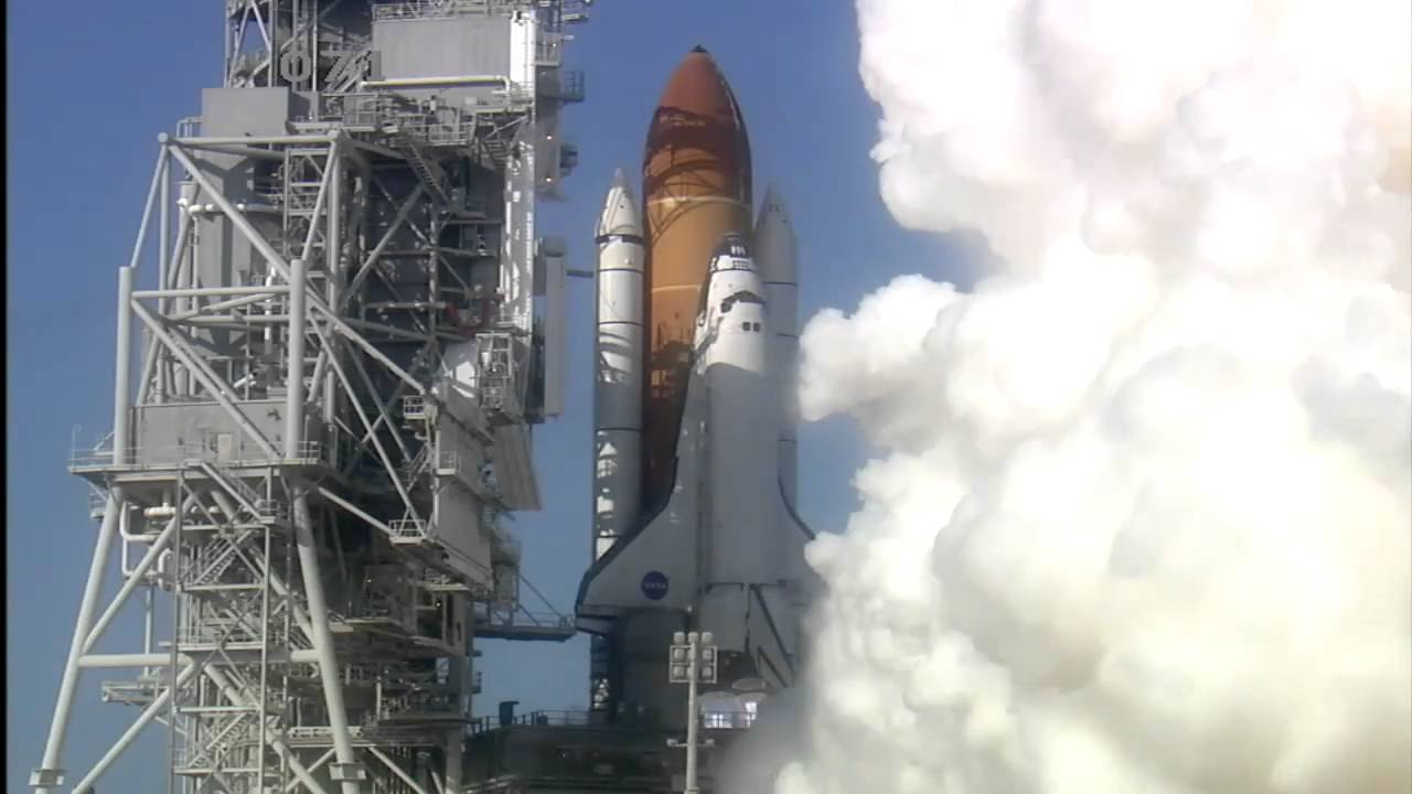 STS-133 OTV CAM 71 - YouTube