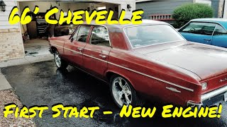 1966 Chevelle First Start and DRIVEN 600 MILES - Vice Grip Garage EP4