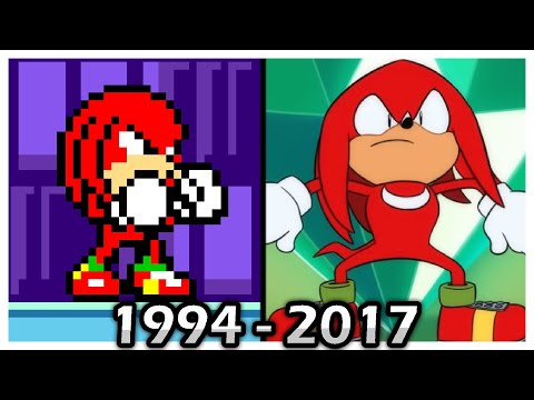 Download Evolution of Classic Knuckles (1994 - 2017)