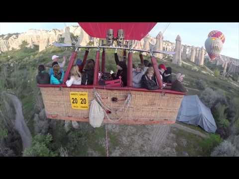 Кападокия. Летене с балони.Уникални преживявания с Виделей