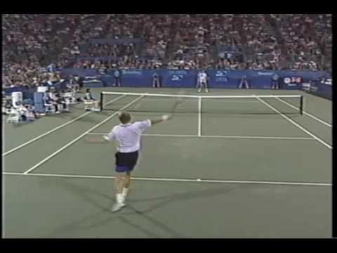 US OPEN 1992 Ivan Lendl vs Boris Becker