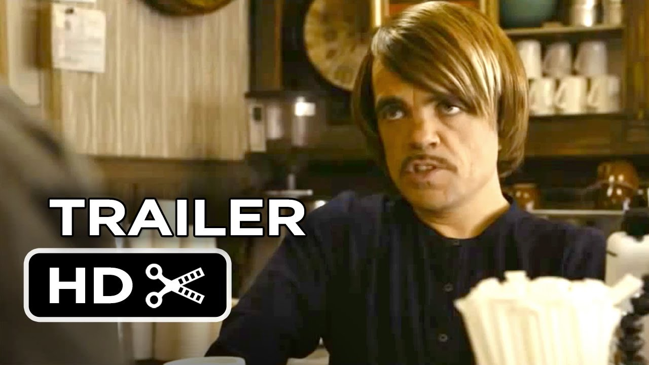 A Case Of You Official Trailer #1 (2013) - Peter Dinklage, Justin Long Movie HD