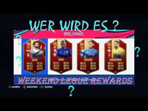 🔥Weekend League Rewards öffnen😍💸