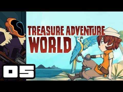 Let's Play Treasure Adventure World - PC Gameplay Part 5 - Go East, Young Peep!