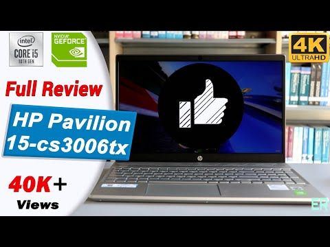 HP Pavilion 15 cs3006TX Full Review 🤩 |  Best HP Laptop Under 60000?? 🤔 | With Pros 👍 and Cons 👎
