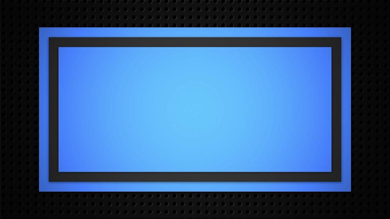 Hd Wallpapers Moving Free Blue Metal Hd Video Background Loop Youtube