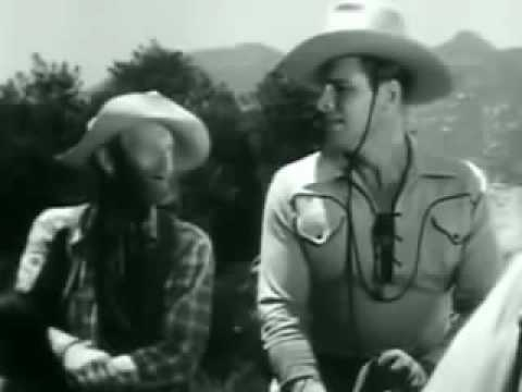 Wild Horse Phantom 1944 • Motion Journey Comedy Western Complete Film & Films Size English