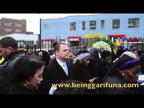 BEING GARIFUNA -- Happy Land Fire Memorial - SUNDAY March 25th 2012