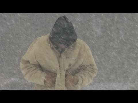 Video Clip of Winter Storm Warning video film footage how to on youtube ۞۞۞