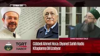 Cübbeli Ahmet Hoca Diyanet'in Nisan Israrına Reddiye - TGRT Haber Yayını 23 Mayıs 2017 2017 Video