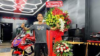 KHAI TRƯƠNG HỒNG PHÁT - 19A ĐÔNG SƠN P7 Tân Bình - Chi nhánh 4 ĐÔNG NGHI RACING TEAM