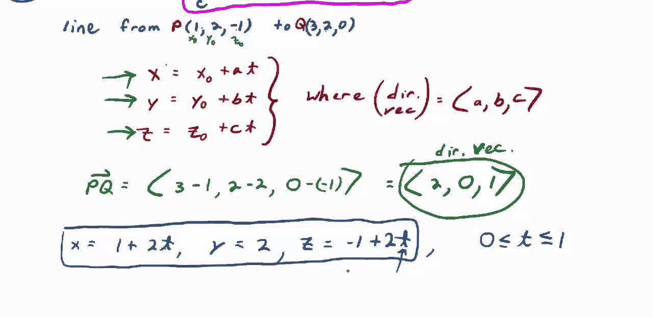 Example: line integral (differential form) youtube.