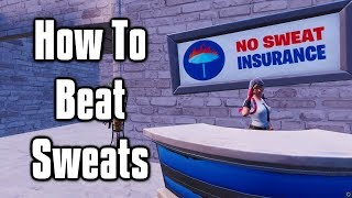 How To Beat Players That Are BETTER Than You At Fortnite!