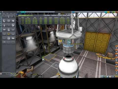 KSP: NASA mission 010.  Mariner 2 Launch.