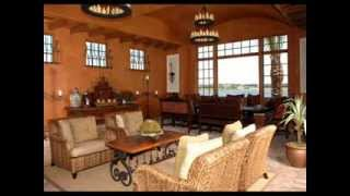 Orlando Florida Tuscan-Themed Interior Home Designer