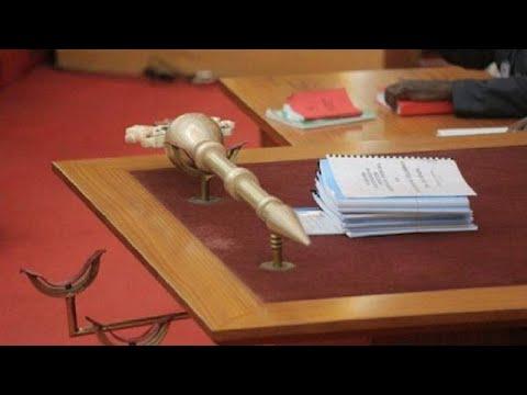 Nigeria Senate invasion: Mace recovered under bridge, lawmaker arrested