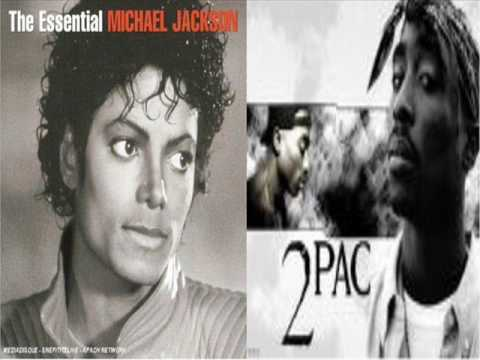 Michael Jackson feat 2Pac Liberian Girl/Letter 2 My Unborn Child