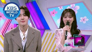 Interview with SUHO [Music Bank / 2020.04.03]
