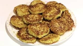 ОВОЩНЫЕ ОЛАДЬИ /Vegetable Fritters Рецепты от Галины.