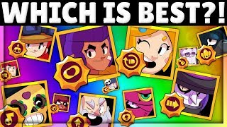 Gambar cover ALL 54 Star Powers Tier List MADE BY PROS! | Best & Worst Star Powers in Brawl Stars!
