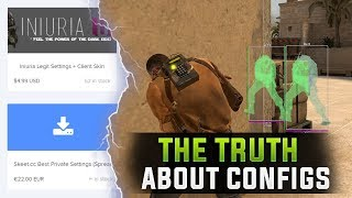 Download lagu CS GO Cheats Truth About CONFIGS MP3
