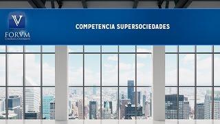 Competencia Supersociedades. [Derecho Comercial]