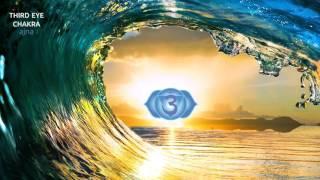 Chakra Meditation Balancing & Healing Music | Open THIRD EYE CHAKRA | Ajna