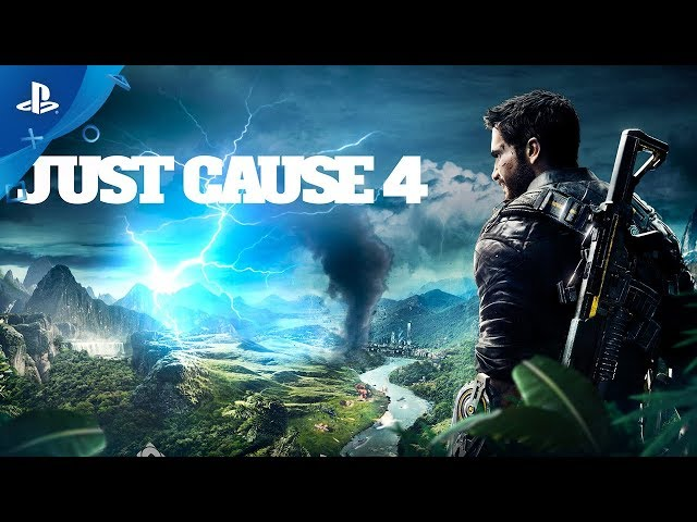 Just Cause 4 - Spring Update | PS4