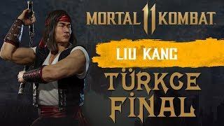 ATEŞ ve YILDIRIMIN TANRISI | Mortal Kombat 11 Türkçe 12. Bölüm