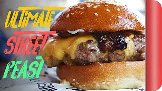 Unmissable London Street Food! Tomahawk Ribs, Habanero Wings + More...