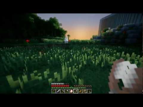"""Смотреть прохождение игры Minecraft - Серия 13: """"Крипер на стройке.."""""""
