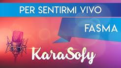 Per sentirmi vivo karaoke - Fasma - Sofia Del Baldo 🎤 - Sanremo 2020