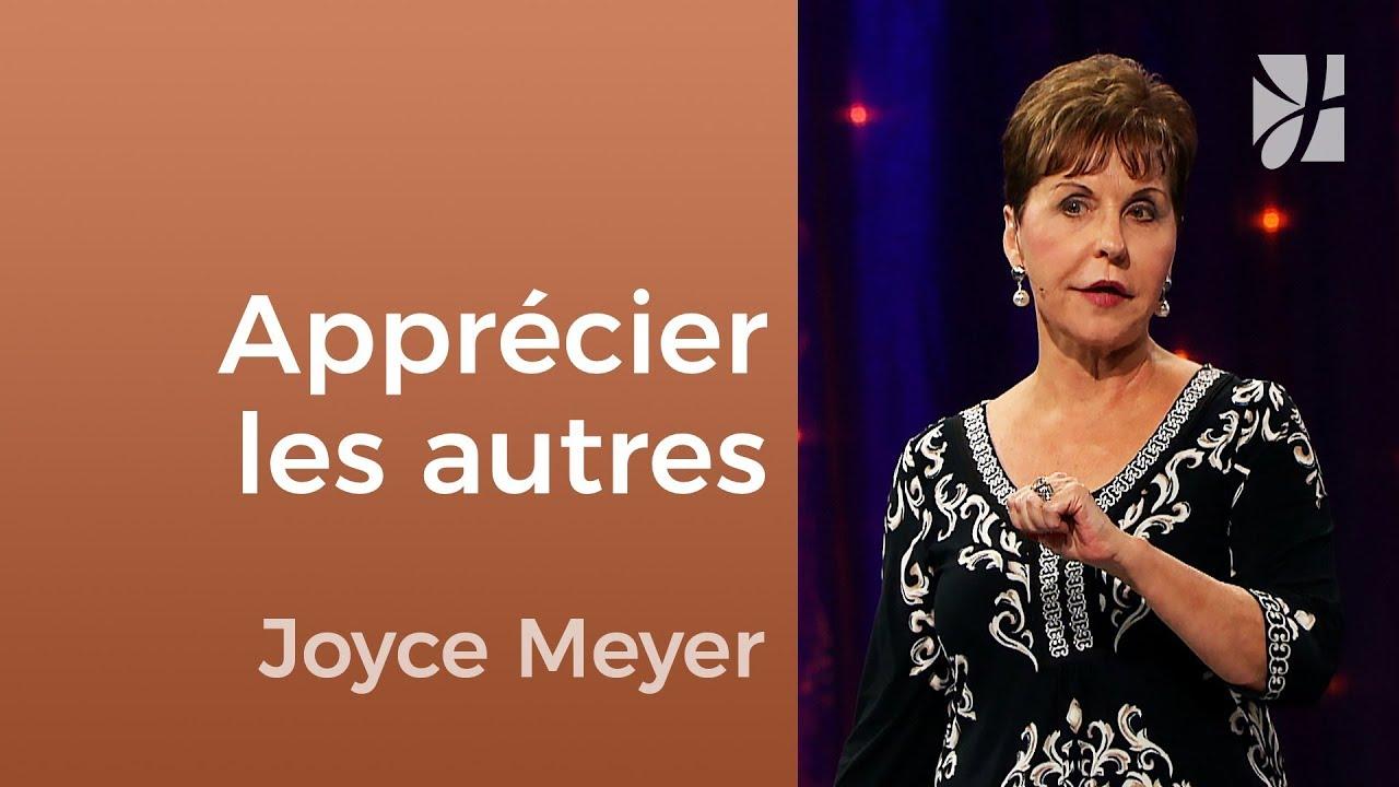 Avez-vous assez de foi pour pardonner ? (2/4) - Joyce Meyer - Fortifié par la foi