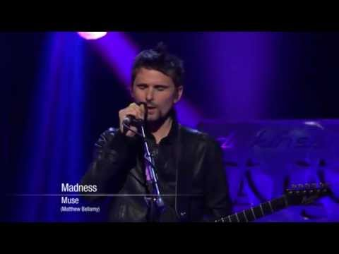 Muse - Madness ( First Performance ) @ Live in Stockholm